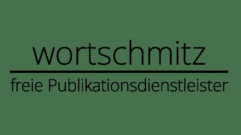 wortschmitz — freie Publikationsdienstleister