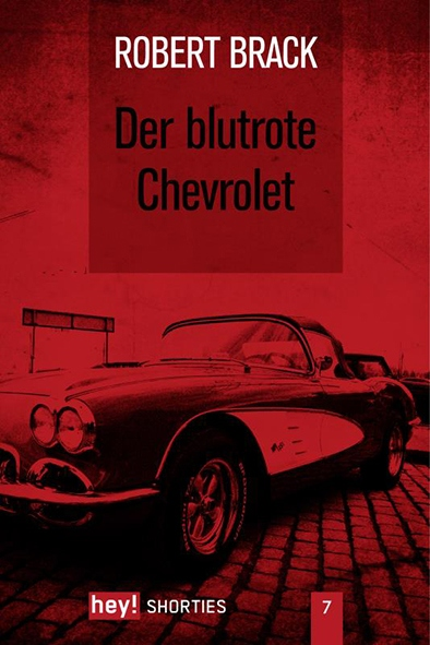 Cover — Der blutrote Chevrolet