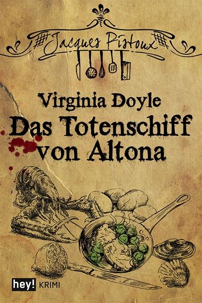 Cover — Das Totenschiff von Altona