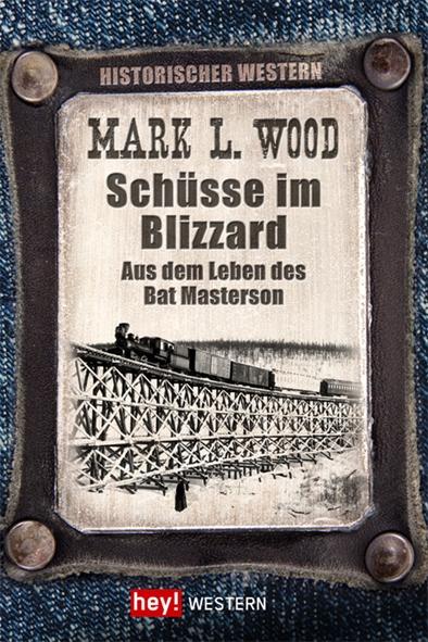 Cover — Schüsse im Blizzard